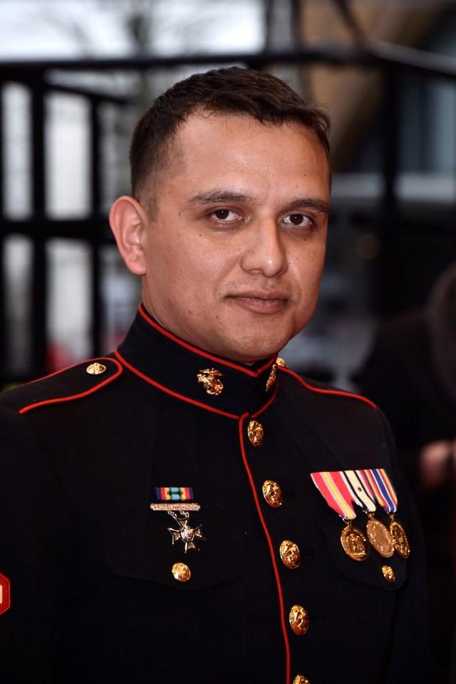 """Torres sirvió de asesor para la película """"Soy Nero"""" sobre veteranos indocumentados."""