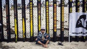 niño migrante