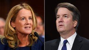 Ford y Kavanaugh comparecen an te comité del Senado