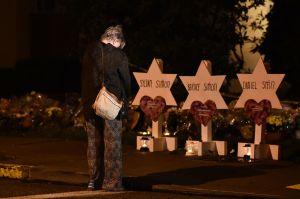 Homenaje a víctimas de ataque contra sinagoga Tree of Life en Pittsburg