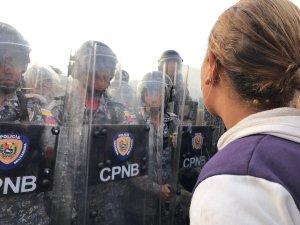 Reiteraron que se buscará sacar al régimen de Maduro por la vía pacífica