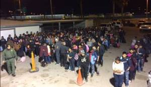 inmigrantes en El Paso
