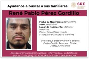 inmigrante muerto en El Paso